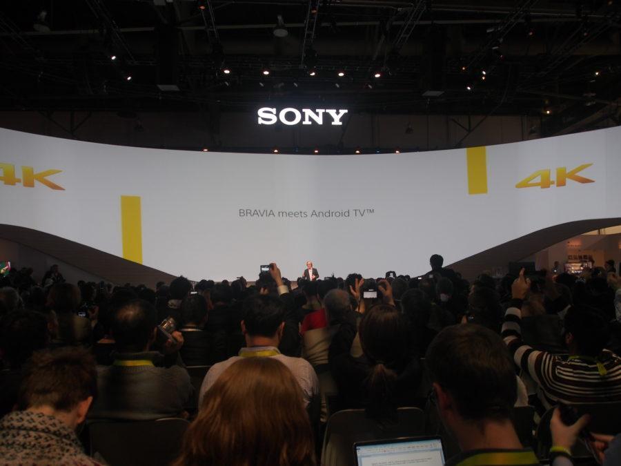 Sony konferencija