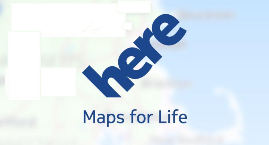 here mape logo
