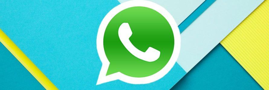 material whatsapp srbodroid