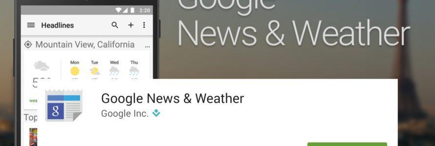 Google Vesti i Vreme