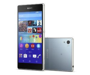 Sony predstavio novi telefon Xperia™ Z3+