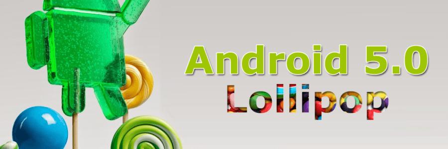 Adnroid 5.0
