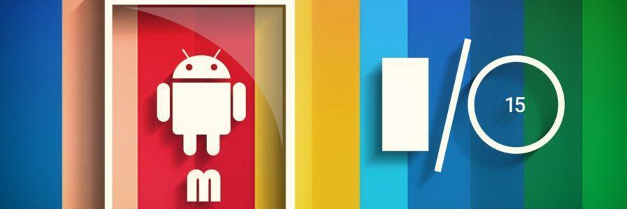 google I/O android m
