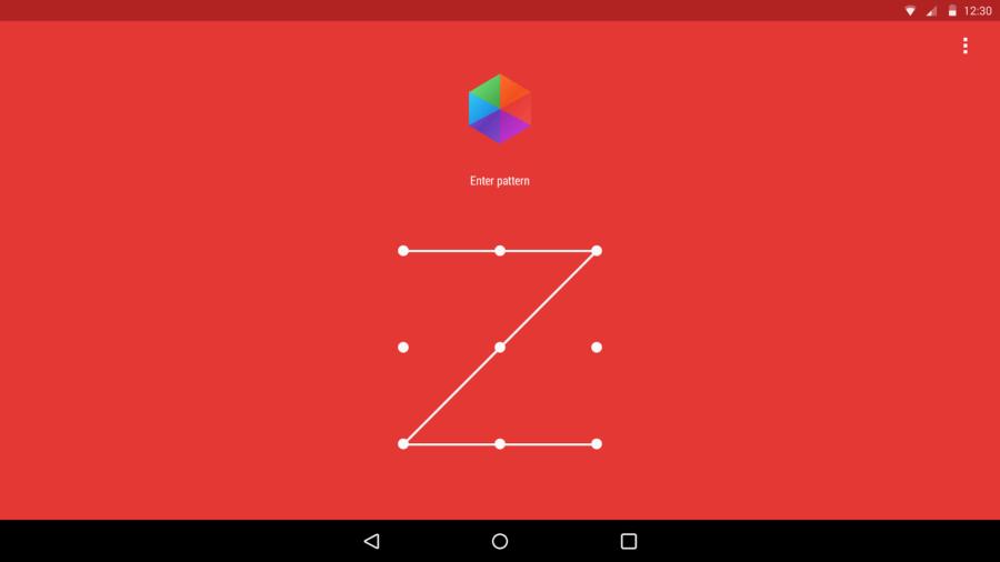 Hexlock aplikacija