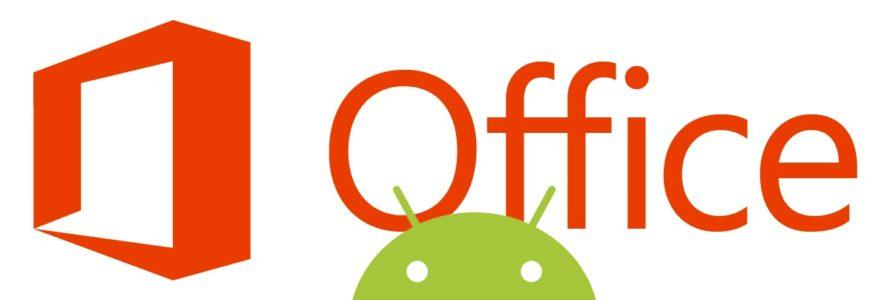 microsoft office za android
