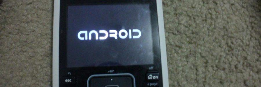 Android na TI nSpire CX