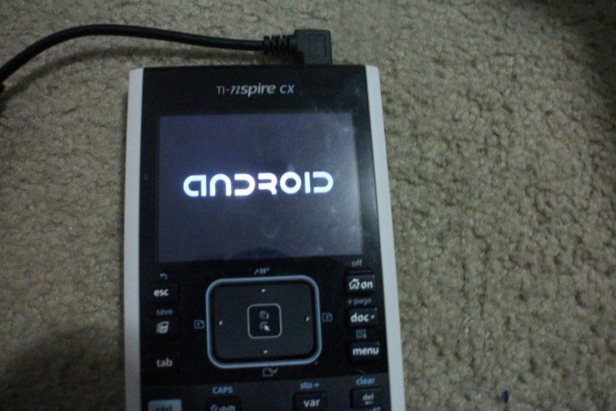 Android na TI nSpire CX
