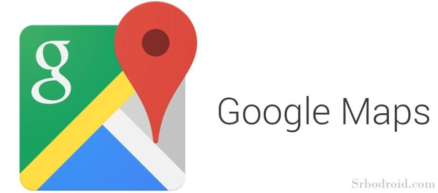 Google Mape logo