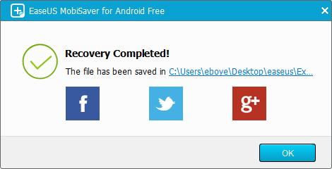 easeus saved