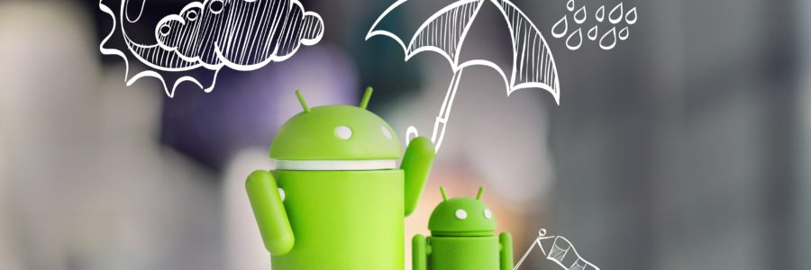 Najbolje vremenske prognoze za Android