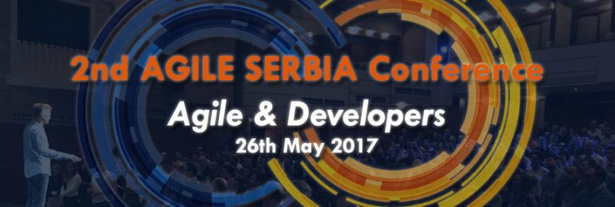 2nd Agile Serbia Conference announced!