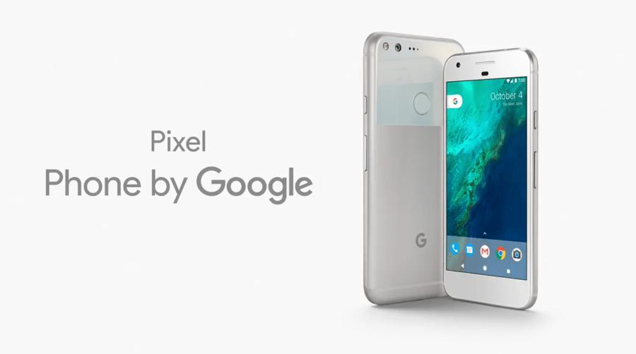 Pixel announcement